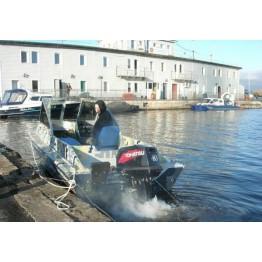 Подвесной 2-х тактный бензиновый лодочный мотор TOHATSU M40 C EPS