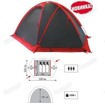 Экспедиционная палатка Tramp Rock 3