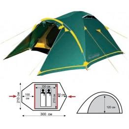 Туристическая палатка Tramp Stalker 2