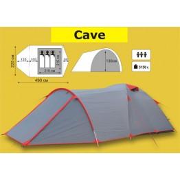 Экспедиционная 3-4-х местная палатка TRAMP Cave