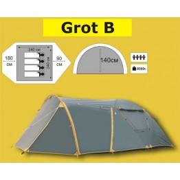 Туристическая 4-х местная палатка TRAMP Grot B