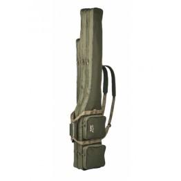 Чехол для удилищ Traper Active 140см с двумя карманами