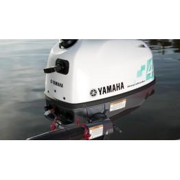 Подвесной 4-х тактный бензиновый лодочный мотор YAMAHA F4BMHS