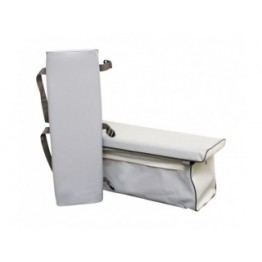 Сумка под банку с 2 накладками 600х250 (ПВХ)