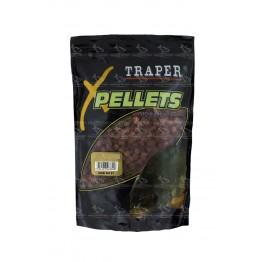 Прикормка TRAPER PELLETS MIX  (Рыба) 8+12+16 мм/1 кг