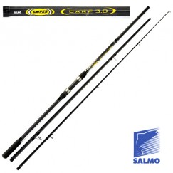 Удилище карповое SALMO Sniper Carp 3.0, композит, 3,30 м, тест: 3,0 Lbs , 383 г