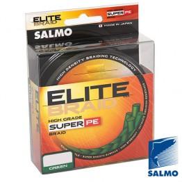 Леска плетеная Salmo Elite Braid Green 150 м