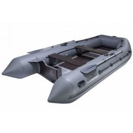 Надувная 7-ми местная ПВХ лодка Адмирал 380
