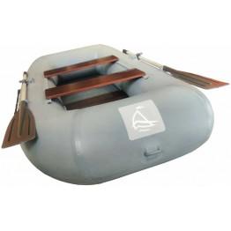Надувная 2-ух местная ПВХ лодка Адмирал 240