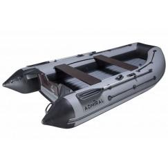 Надувная 4-ёх местная ПВХ лодка Адмирал 330 Comfort НДНД