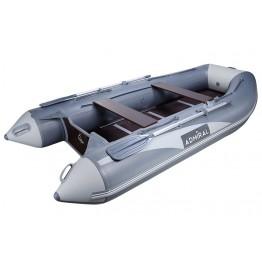 Надувная 4-ёх местная ПВХ лодка Адмирал 335