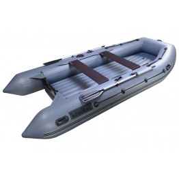 Надувная 7-ми местная ПВХ лодка Адмирал 410 НДНД