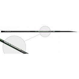 Удочка маховая Akara Diamond Pole IM7, 6 м, углеволокно, тест: 10-40 г, 300 г (без колец)