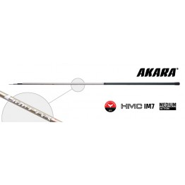 Удочка маховая Akara Light Fox. 5 м. углеволокно. тест: 5-25 г. 270 г (без колец)