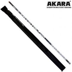 Удочка маховая Akara Crystal Pole 4 м, углеволокно, тест: 10-30 г, 200 г