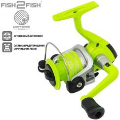 Безынерционная катушка Fish2Fish Meteor AFM 2000 G