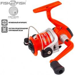 Безынерционная катушка Fish2Fish Meteor AFM 2000 R