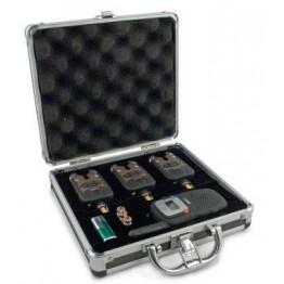 Комплект сигнализаторов поклевки Akara Carp Pro, (3+1)