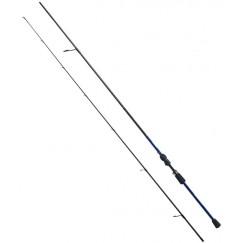 Спиннинг Akara Teuri MLS 702, углеволокно, штекерный, 2,10 м, тест: 5.5-17.5 г, 94 г