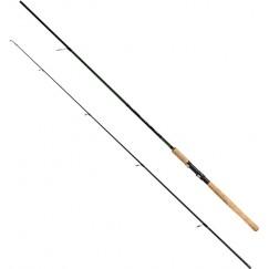 Спиннинг Akara Zester Pro H 240, углеволокно, штекерный, 2.4 м, тест: 15-40 г, 166 г
