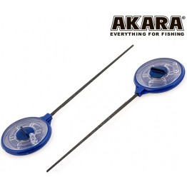 Зимняя удочка Akara HFB-22 тест: 0.5-5, 19 см