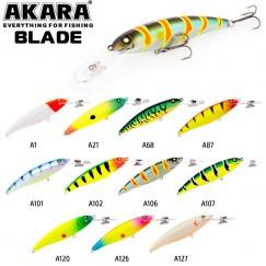 Воблер Akara Blade 90F (12 гр)