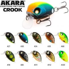 Воблер Akara Crook 35F (6 гр)