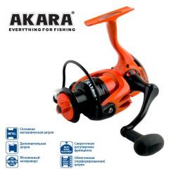 Безынерционная катушка Akara Active AF1000. 4 ш.п. + 1 р.п.