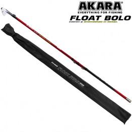 Удочка с кольцами Akara Float Bolo 4 м, углеволокно, тест: 15-35 г, 153 г