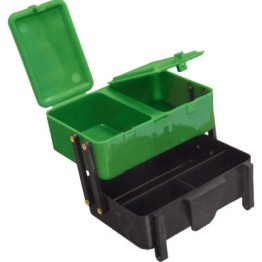 Коробка двойная Akara COHO329 на пояс 12х8х7.5см