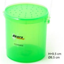 Коробка Akara COHO402 для червя 9.5х8.5см