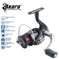 Безынерционная катушка Akara Fish Point FPF1000. 4 ш.п. + 1 р.п.