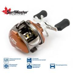 Мультипликаторная катушка Surf Master Focus FC10A R