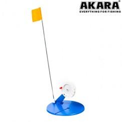 Жерлица зимняя Akara неоснащенная (диаметр 19 см)