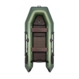 Надувная 3-местная ПВХ лодка Аква 3200 ССК