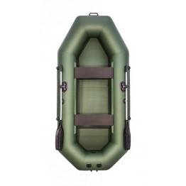 Надувная 2-местная ПВХ лодка Аква Мастер 280
