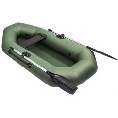 Надувная 1-местная ПВХ лодка Аква Оптима 210