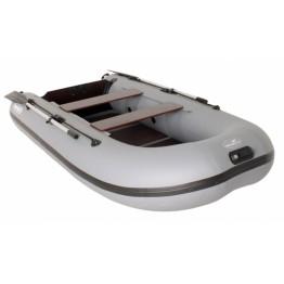 Надувная 3-х местная ПВХ лодка Reef 290L