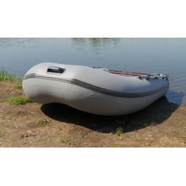 Надувная 2-х местная ПВХ лодка Reef 290P