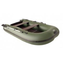Надувная 3-х местная ПВХ лодка Reef 320L