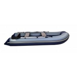 Надувная 3-х местная ПВХ лодка Reef 320KC