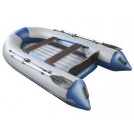 Надувная 2-х местная ПВХ лодка Reef 290нд