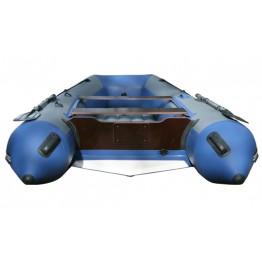Надувная 3-х местная ПВХ лодка Reef 300нд