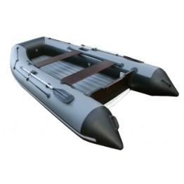 Надувная 4-х местная ПВХ лодка Reef 360нд
