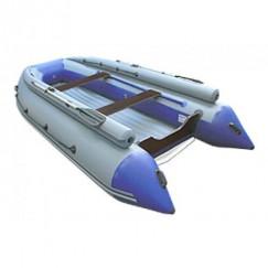Надувная 5-и местная ПВХ лодка Reef 390Fнд