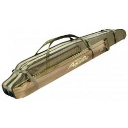 Чехол для удилищ Aquatic Ч-10 мягкий, 2-х секционный, 130 см