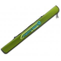 Чехол для спиннинга Aquatic Ч-45Л полужесткий 135см (лайм)