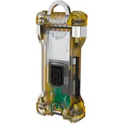 Наключный мультифонарь ArmyTek Zippy Yellow Amber (белый свет)