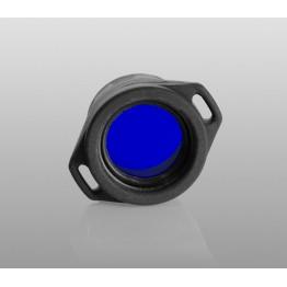 Синий фильтр Armytek AF-24 для фонарей Armytek Partner и Prime