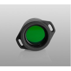Зеленый фильтр Armytek AF-24 для фонарей Armytek Partner и Prime